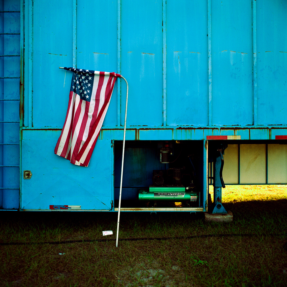 american flag fine art photography