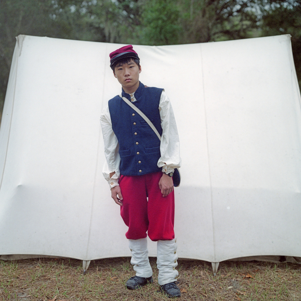 asian civil war reenactment photographer florida