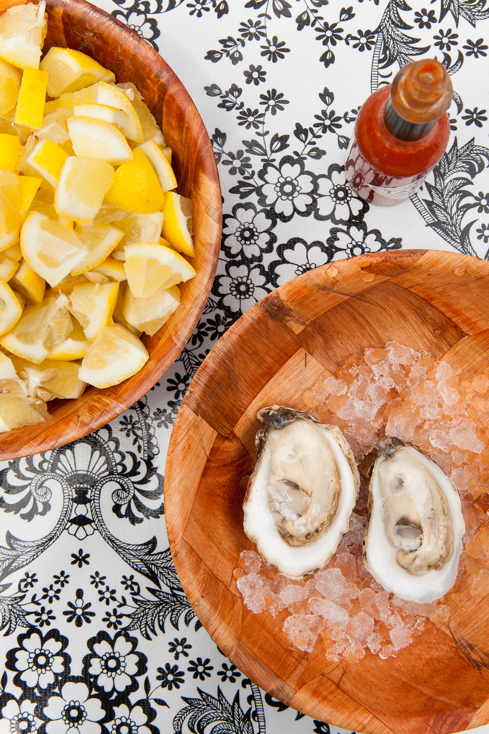 new york oyster food photographer