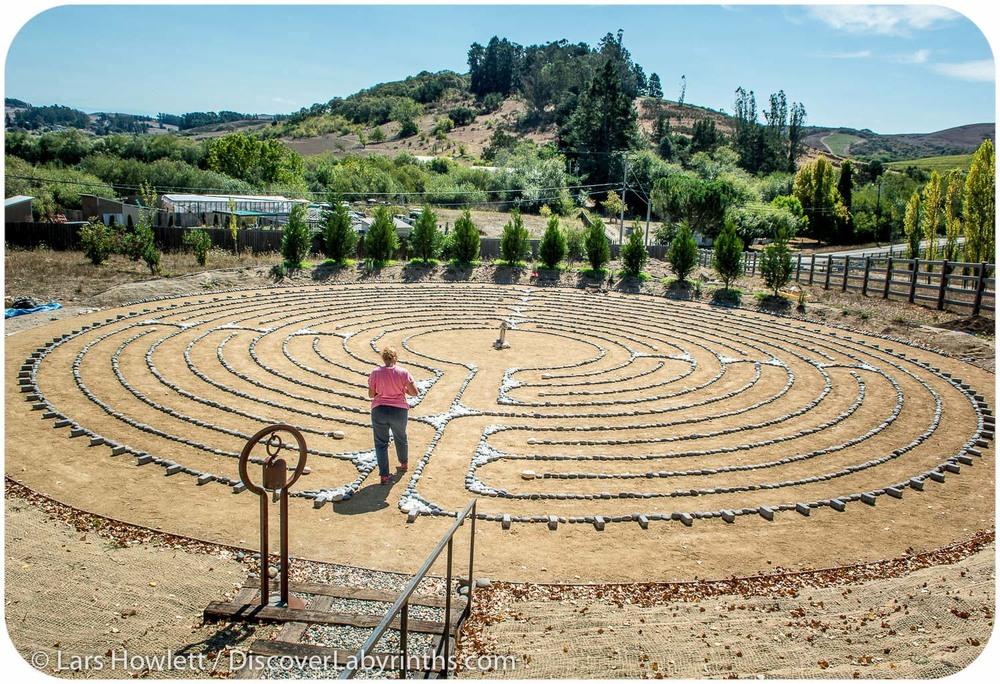 Retreat Center Labyrinth