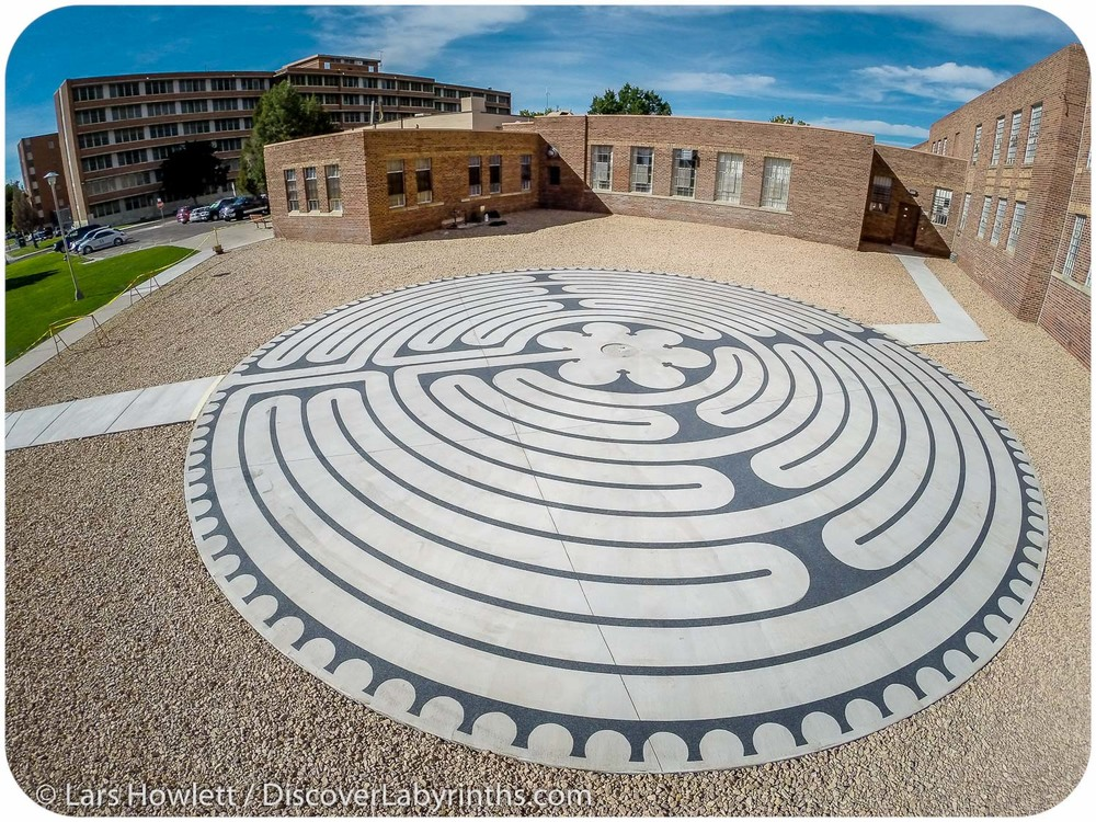 Mental Health Labyrinth