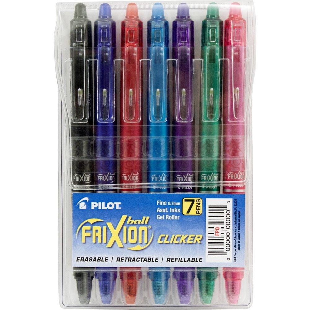 Frixion Erasable Ballpoint Pens