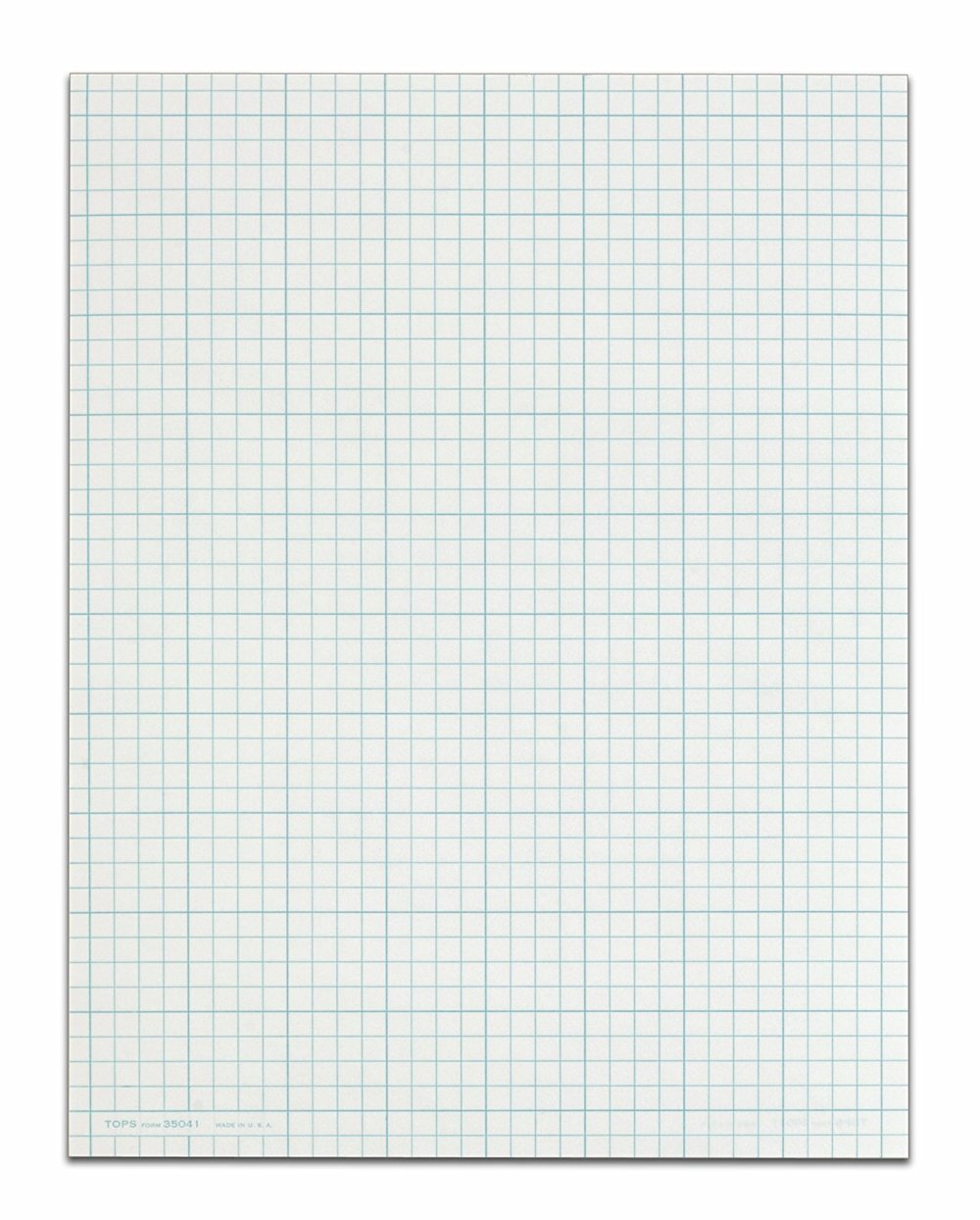 Tops Graph Paper Pad