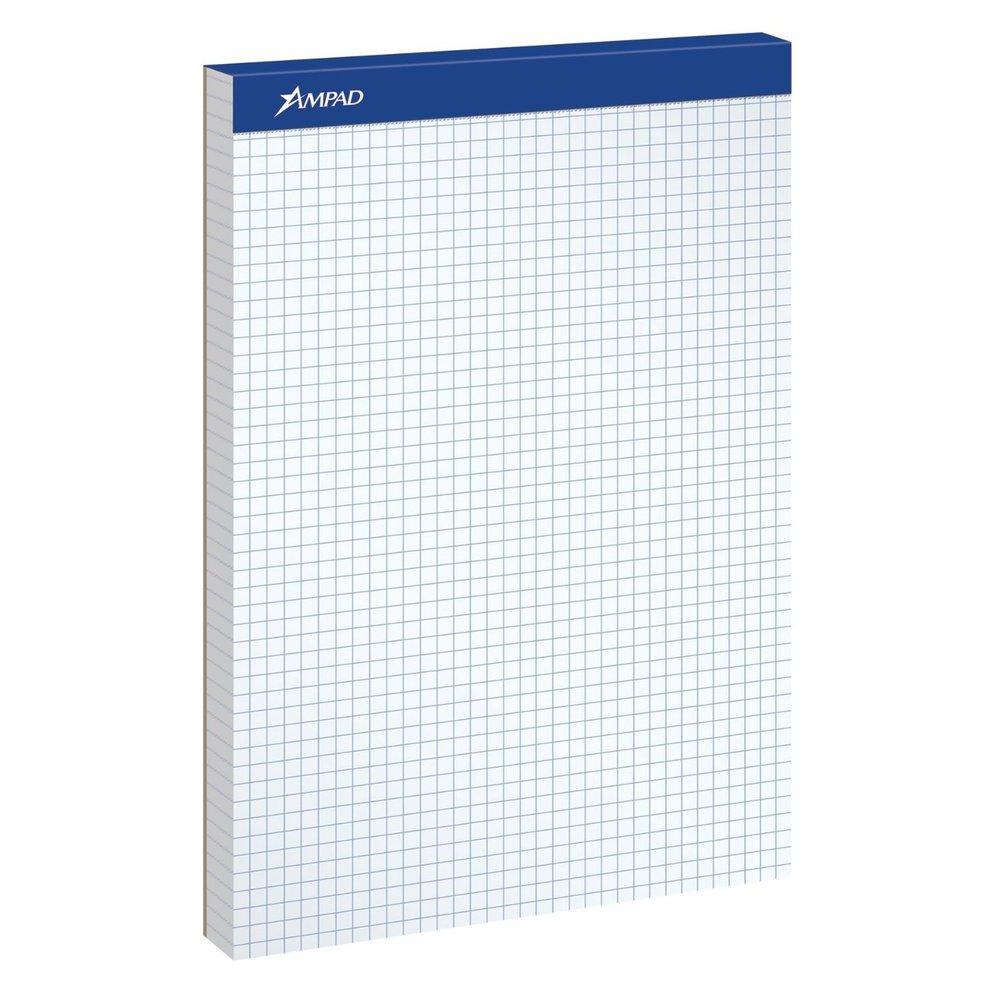 Ampad Graph Paper Pad