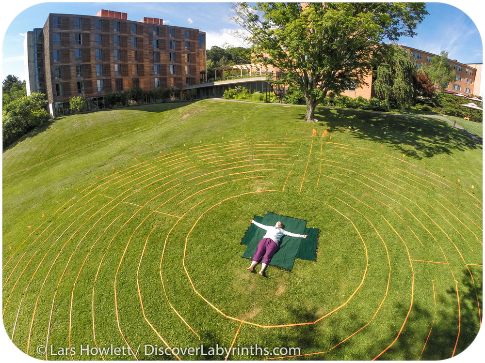 Kripalu Labyrinth