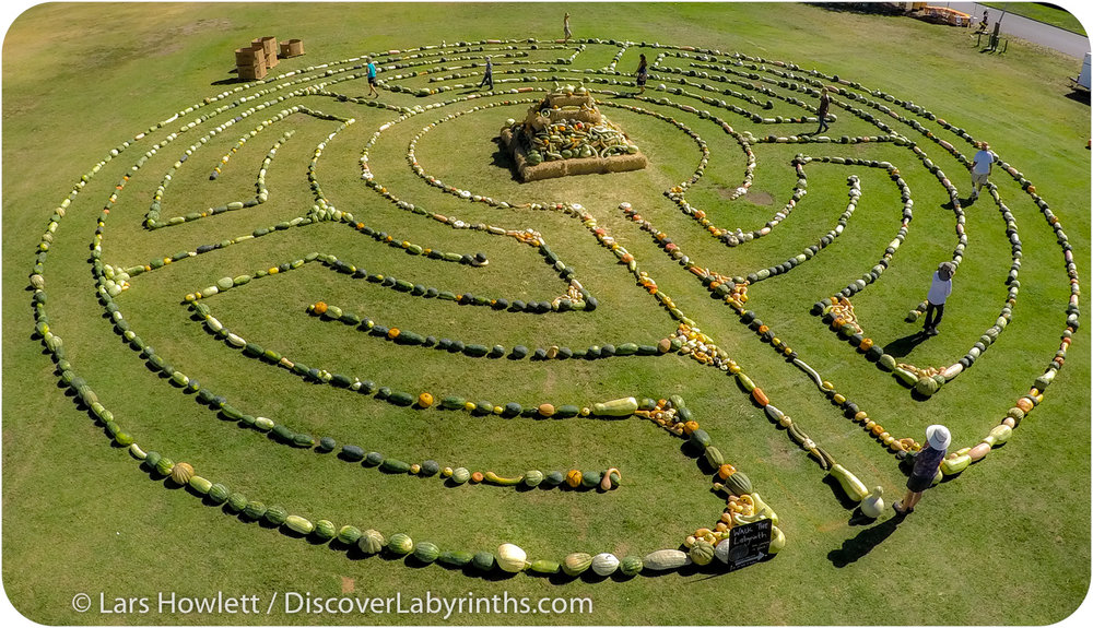 Farm Labyrinth