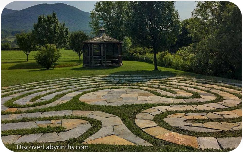 Jewish Labyrinth