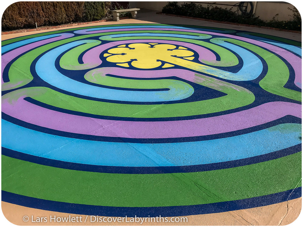 Painted Labyrinth