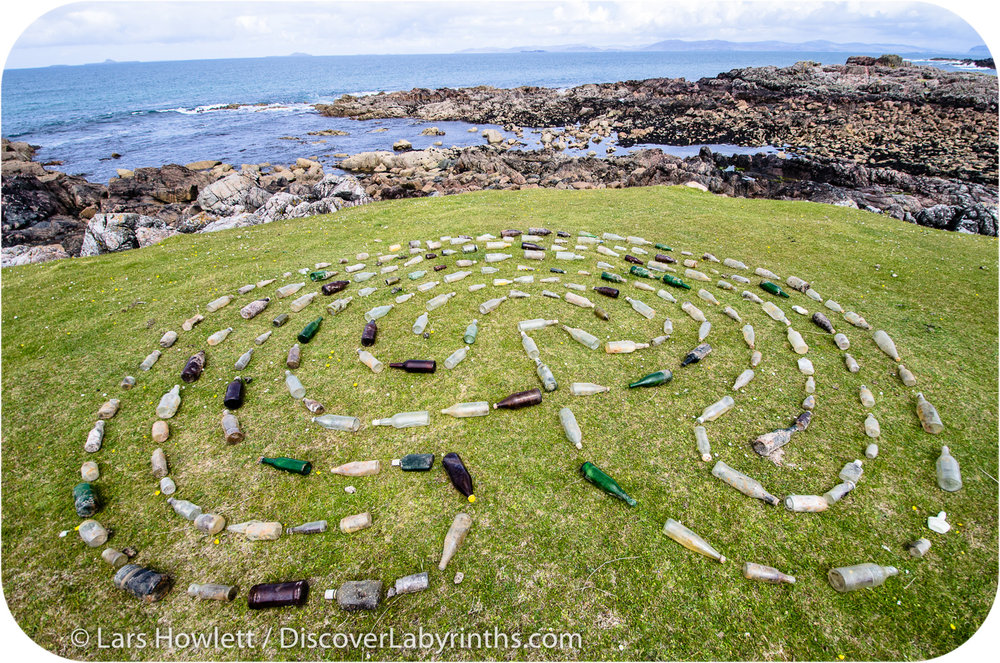 Iona Labyrinth