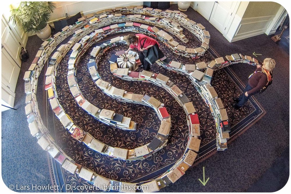 Education Conference Labyrinth