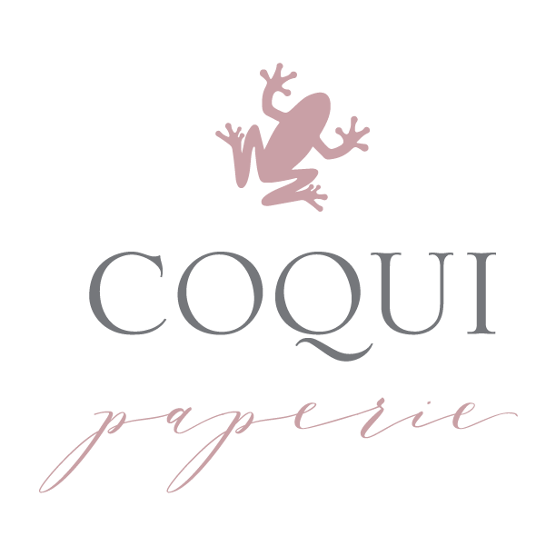 Coqui Paperie & Gifts Boutique | Coqui Design Wedding Invitations in Brookfield, Lake Country, Waukesha & Milwaukee, WI