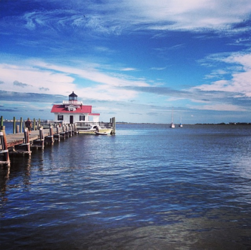 Lighthouse at Manteo, NC
