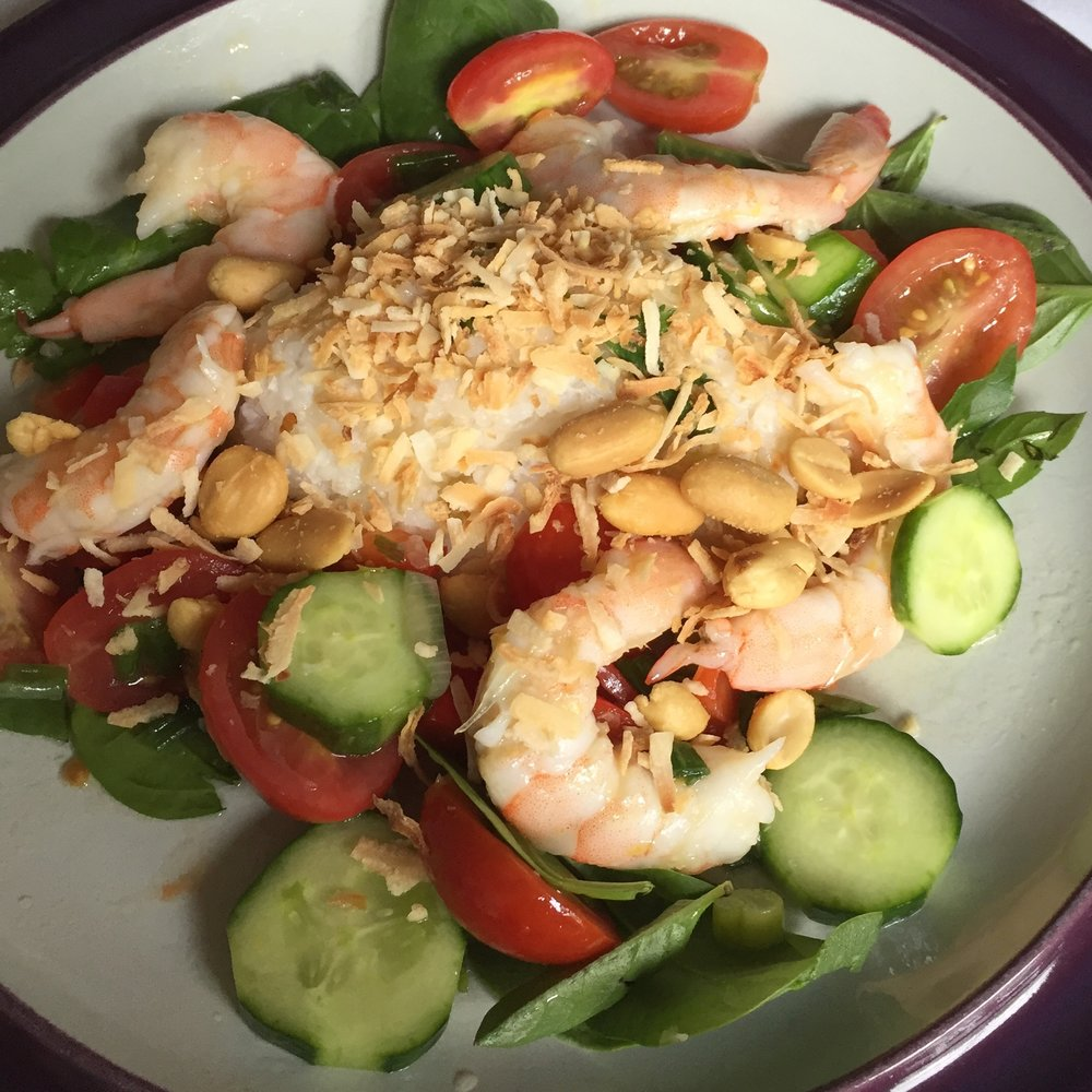 Thai shrimp salad.JPG