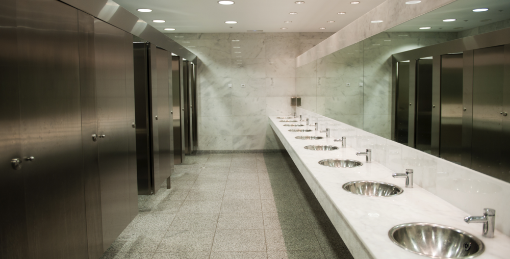 commercial bathroom renovations - Commercial Bathroom
