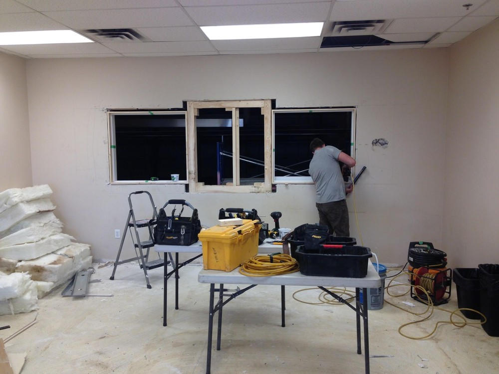 Office Construction Edmonton, General Contractor