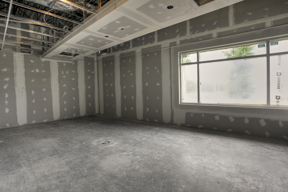 Office Finishing and Drywalling