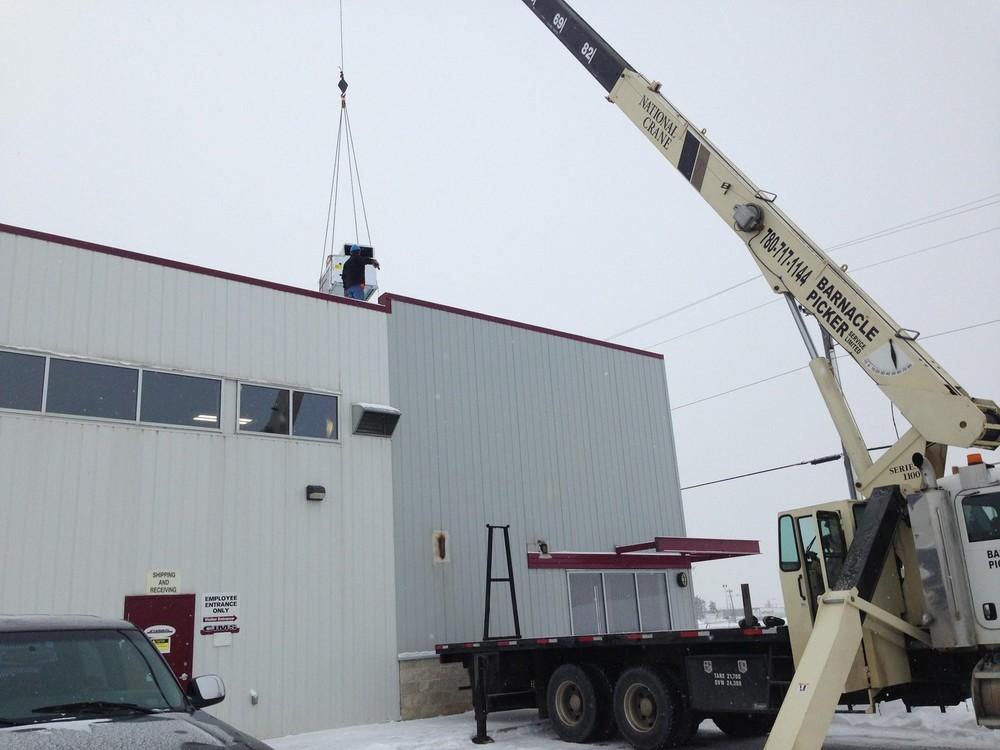 Edmonton General Contractors