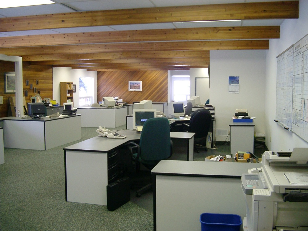 OR01  Office Renovations That Work - General Contractors Commercial Renovations  in Edmonton, Office  and  Warehouse Project Contractors
