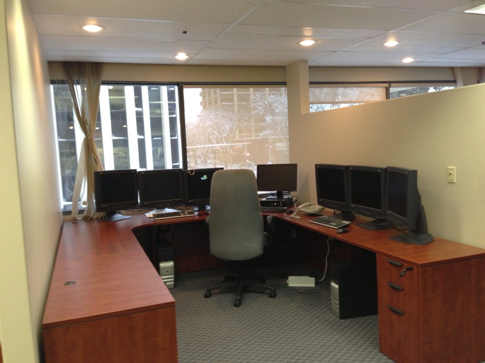 OR07  Office Renovations That Work - General Contractors Commercial Renovations  in Edmonton, Office  and  Warehouse Project Contractors