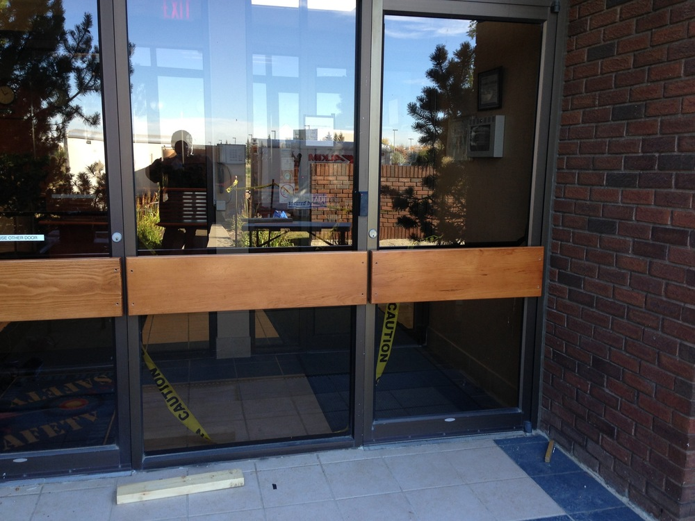 CP02  Carpentry - General Contractors Commercial Renovations in Edmonton, Office and Warehouse Project Contractors