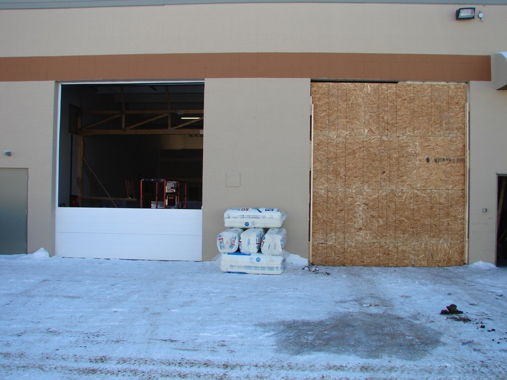 CP08  Carpentry - General Contractors Commercial Renovations in Edmonton, Office and Warehouse Project Contractors