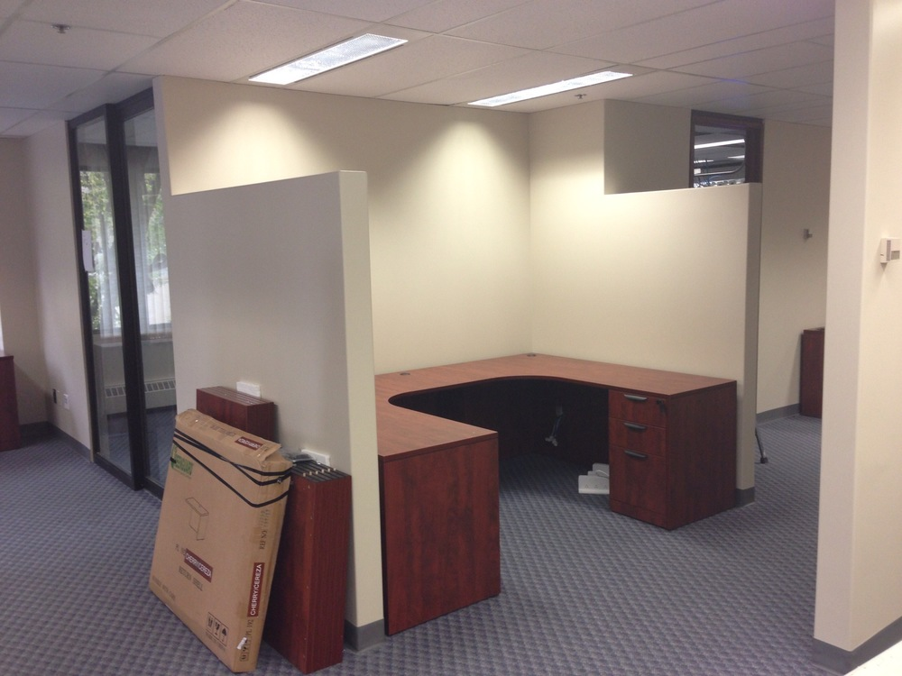 PS05  Partition Systems - General Contractors Commercial Renovations in Edmonton, Office and Warehouse Project Contractors