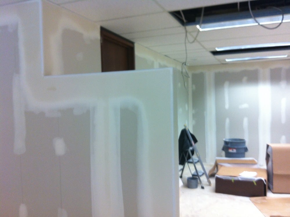 PS08  Partition Systems - General Contractors Commercial Renovations in Edmonton, Office and Warehouse Project Contractors