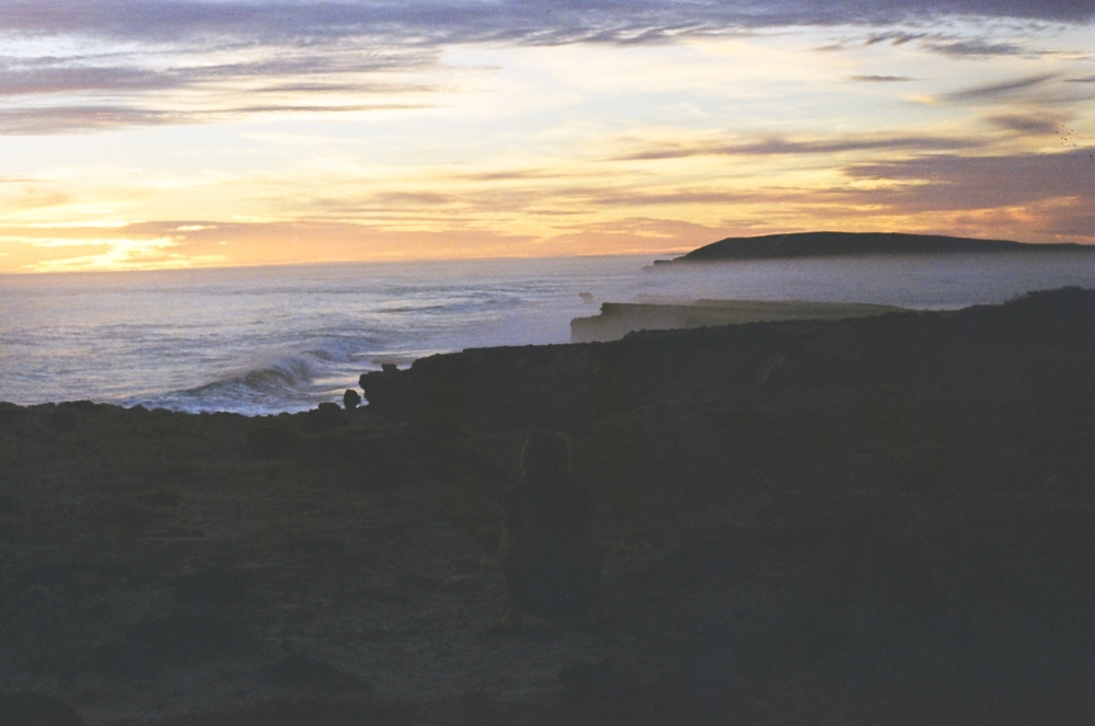 Elliston sunset SA