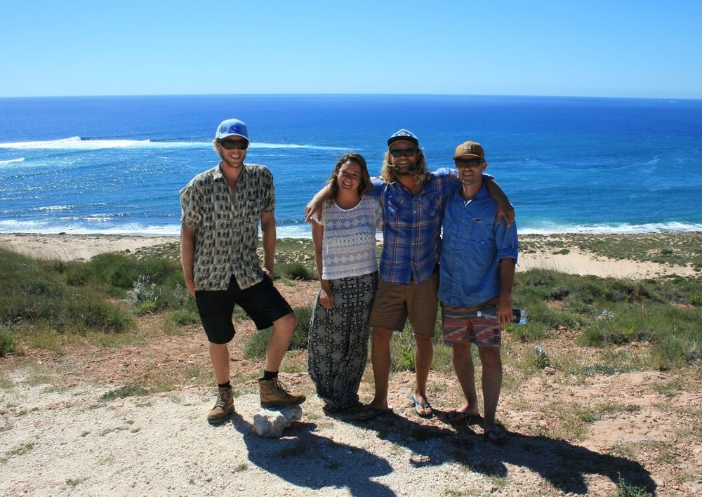 Over and out from the Ningaloo Nectar Team. Photo: some boogan