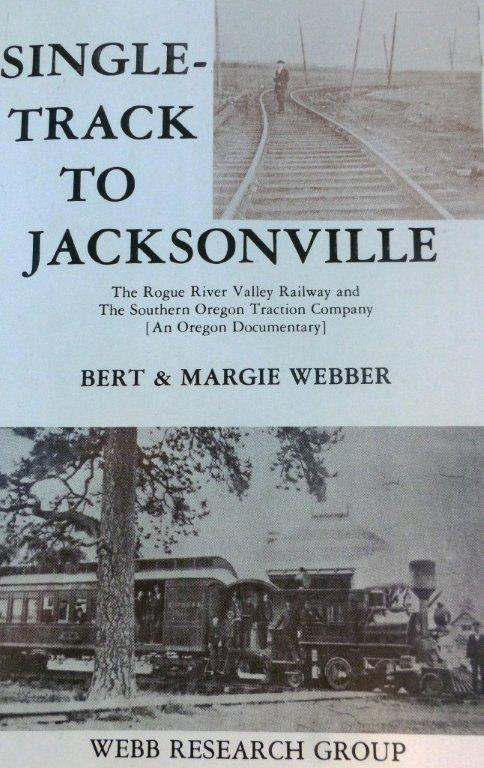 Single Track to Jacksonville Book