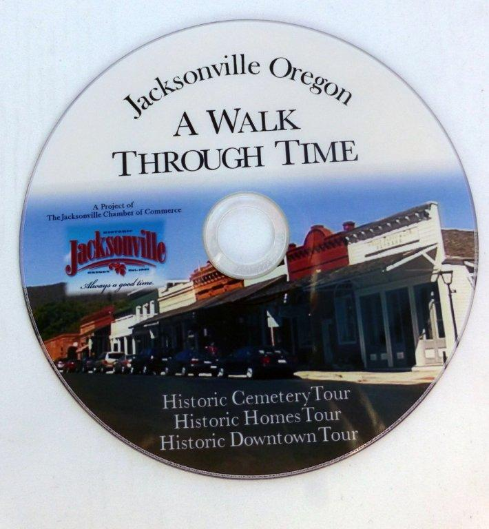 Walking Tour DVD
