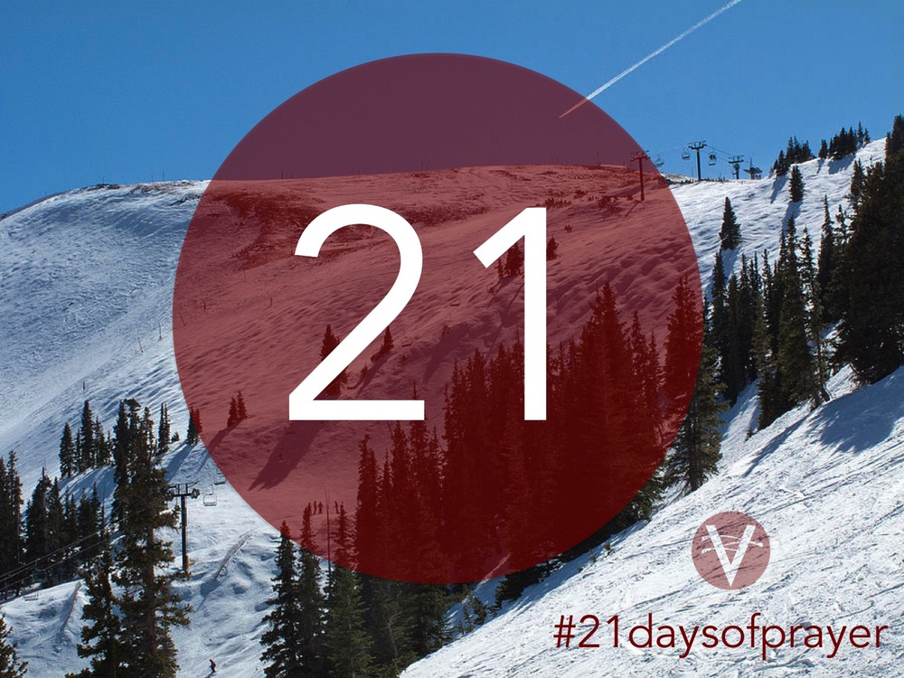 Click here to download your #21daysofprayer Prayer Journal and Guide