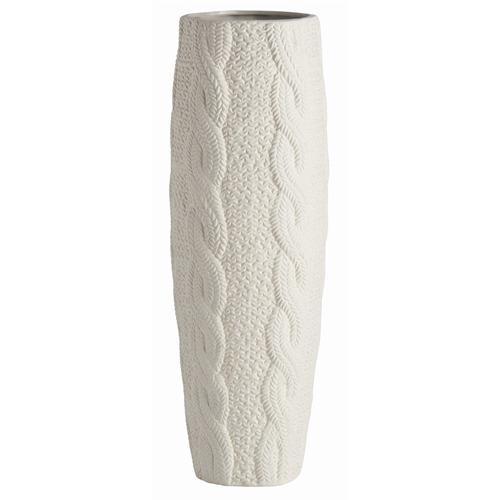 Arteriors porcelain vase, $168.