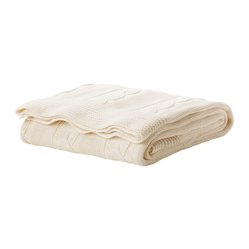 Something relatively cheap: Ursula Throw from Ikea, $29.