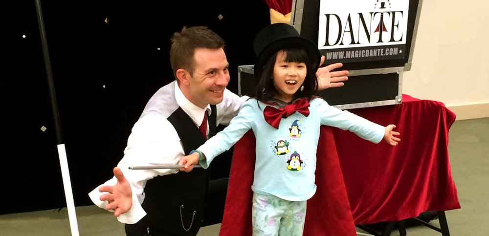 childrens-entertainer-dante-magician-party