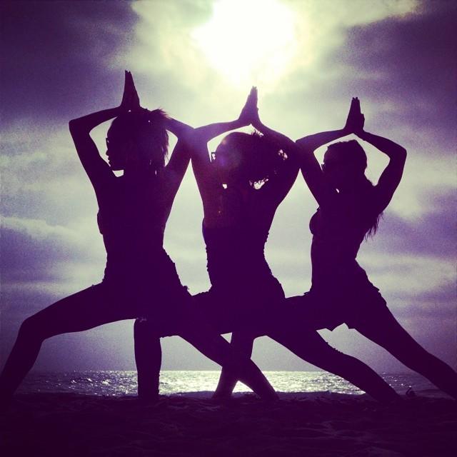 H I E R O G Y L P H I C S    w/ my amigas @smmeneses @ajjones408 Mission Beach San Diego☀️#myPutas #Bastet #Isis #Nephthys #FreeEgypt