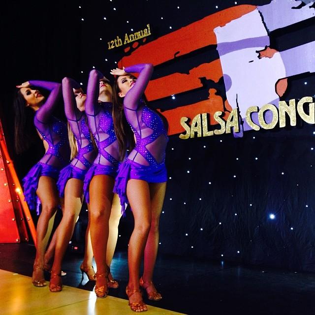 Mujeres de Mambo Rage ~ SF Salsa Congress  #salsa #amigas #myclique   Photo credit: @ozmeneses