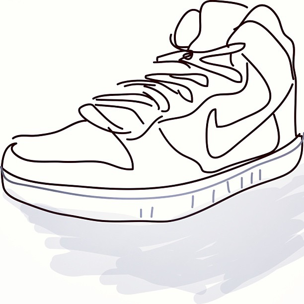#nike #dunks #marsartist