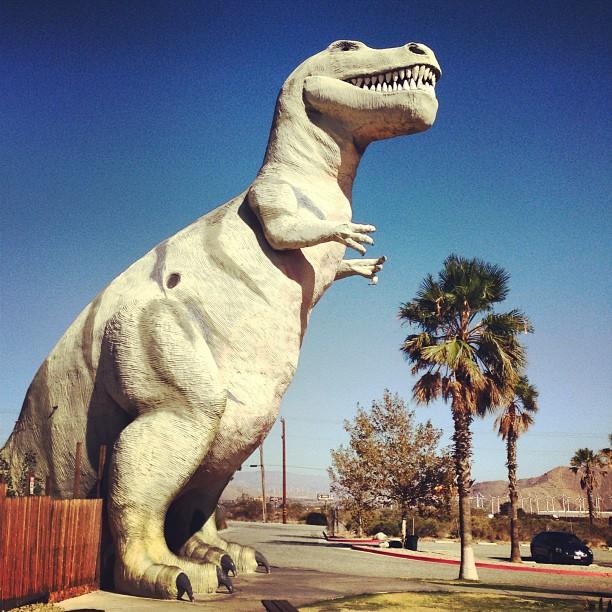 Robotic Dinosaur Museum