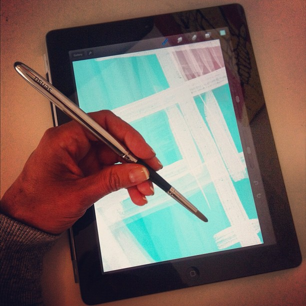 Sensu Artist Brush #sensu #ipadart #artistbrush