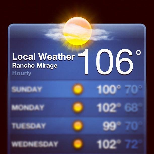 Damn it's HOT!