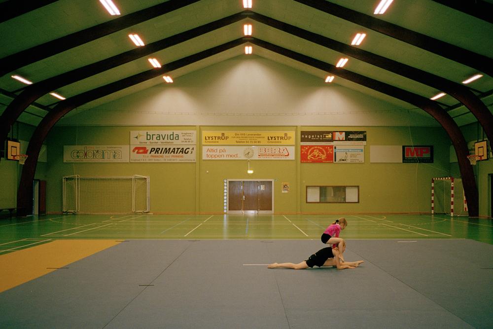 Sports acro