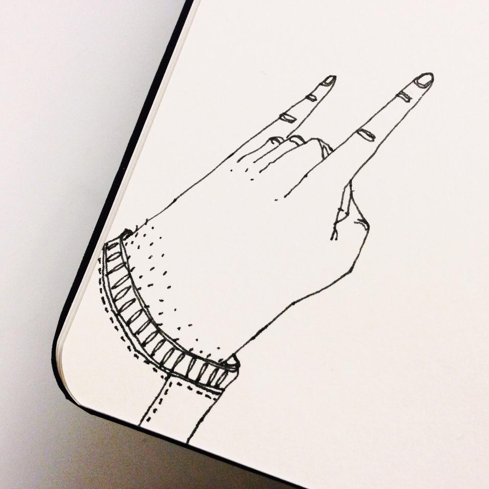 David Galletly Sketchbook