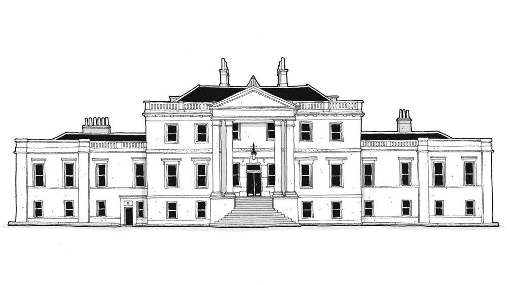 Rossdhu House Banner