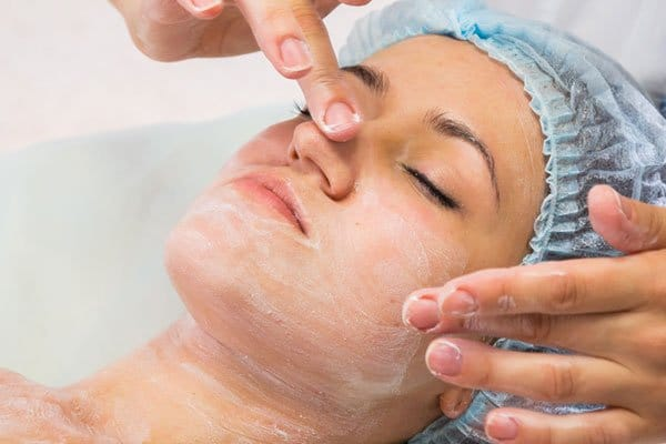 4.  Moisturise with SPF - After the treatment a simple moisturiser with a neutral pH (pH 4.5 – pH 7) and without any essential oils, AHA's, glycolics or retinol should be applied to replenish lost moisture and to prevent the skin becoming dry and peeling.Sun damage can cause pigmentation and premature ageing of the skin. After a SkinBase™ Facial it is essential to protect the skin from excessive sun exposure by applying a moisturiser with an SPF. This is especially true in the summer months and for clients that are having SkinBase™ Facials to treat pigmentation. Failure to apply regular sun cream could cause the pigmentation to return.