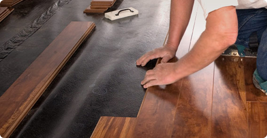 Flooring Installation: