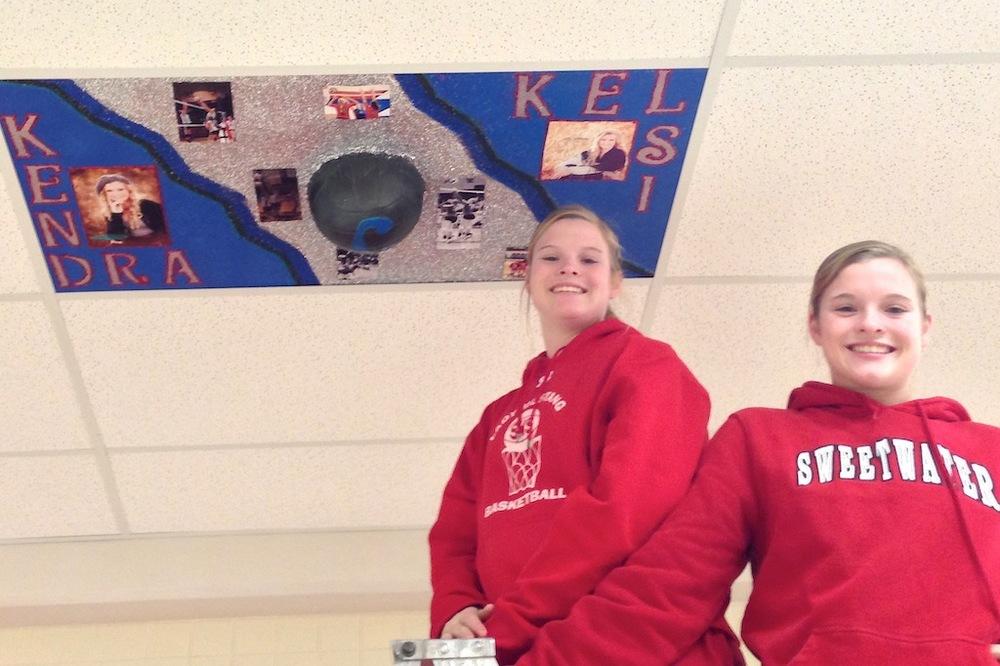 Kendra & Kelsi Crosson