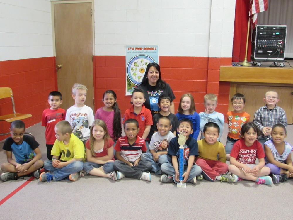 Mrs. Hernandez's Kindergarten Class