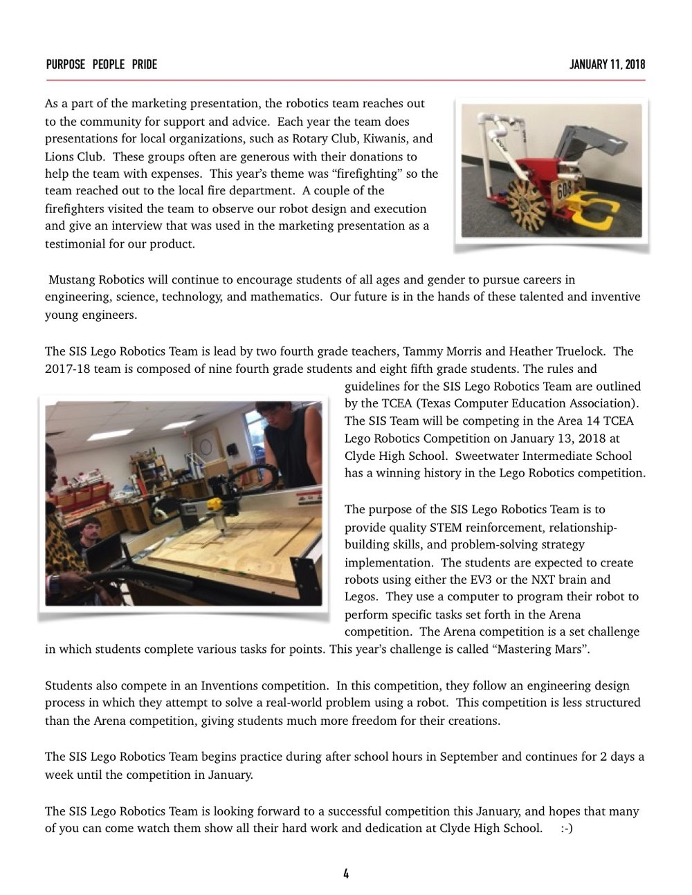 News Sweetwater Isd