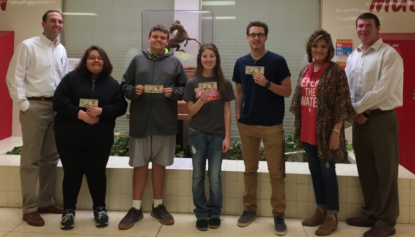 TNB Good Grades Pay Winners Photo